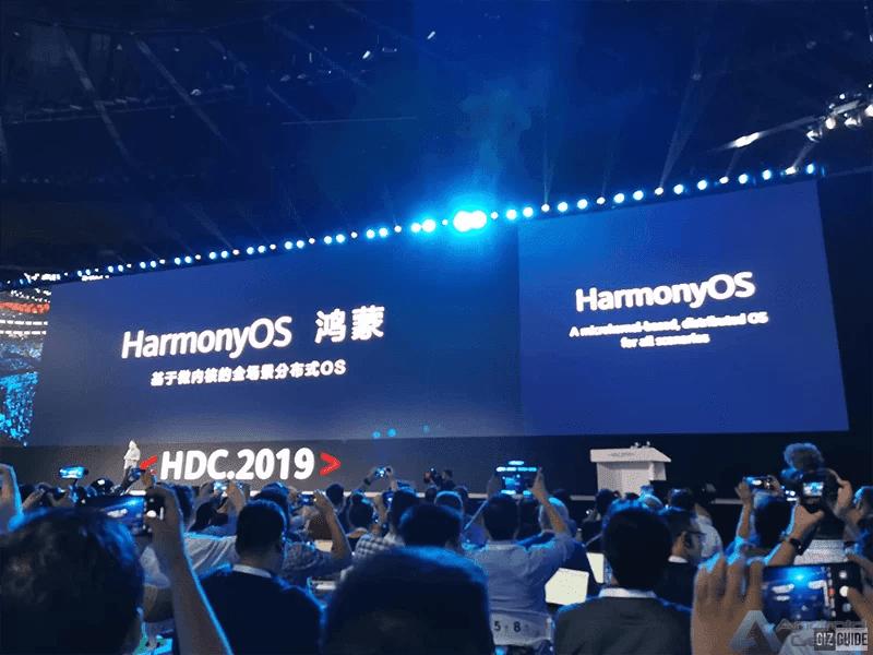 Huawei. Tudo o que precisam saber sobre o novo sistema operativo, HarmonyOS 1