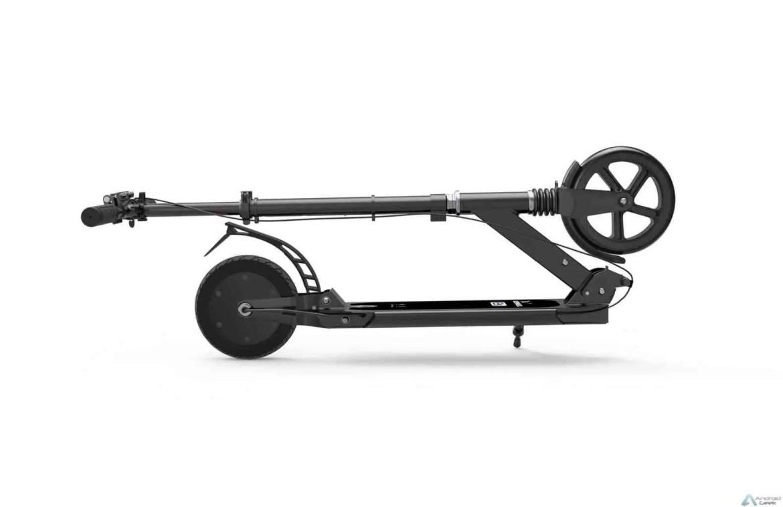 Querem uma trotinete eléctrica por menos de 140€? Vejam a E9 8inch Electric Scooter 3
