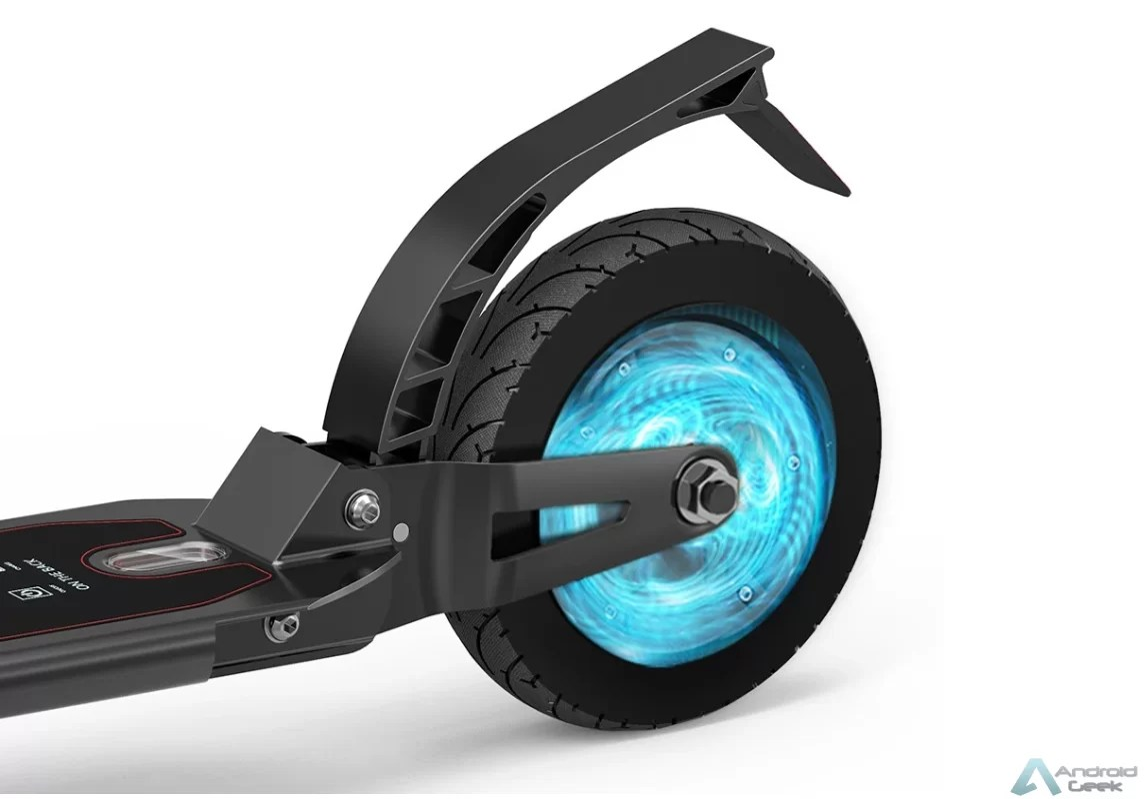 Querem uma trotinete eléctrica por menos de 140€? Vejam a E9 8inch Electric Scooter 1