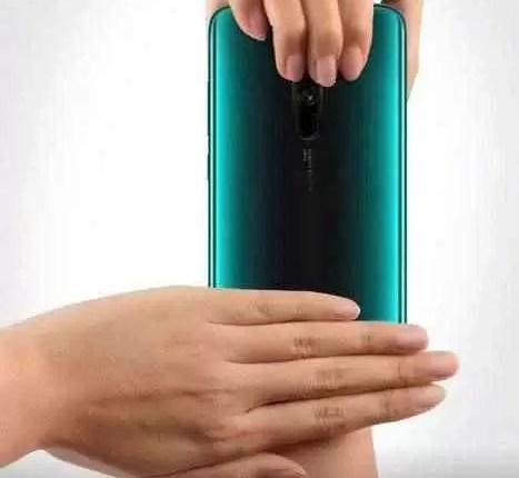 Renders oficiais revelam totalmente o Redmi Note 8 Pro 1