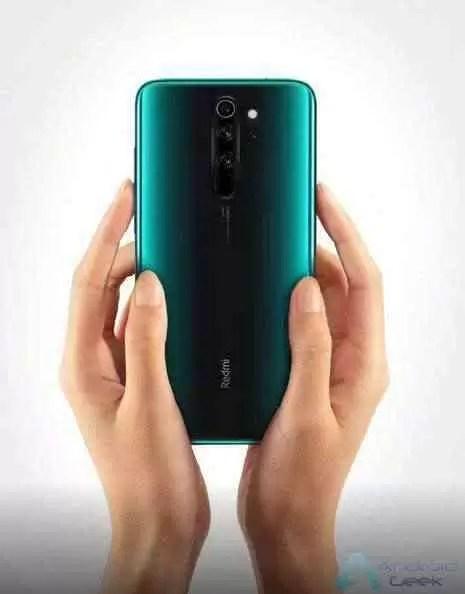 Redmi confirma Snapdragon 665 para Note 8, Helio G90T para Note 8 Pro 1
