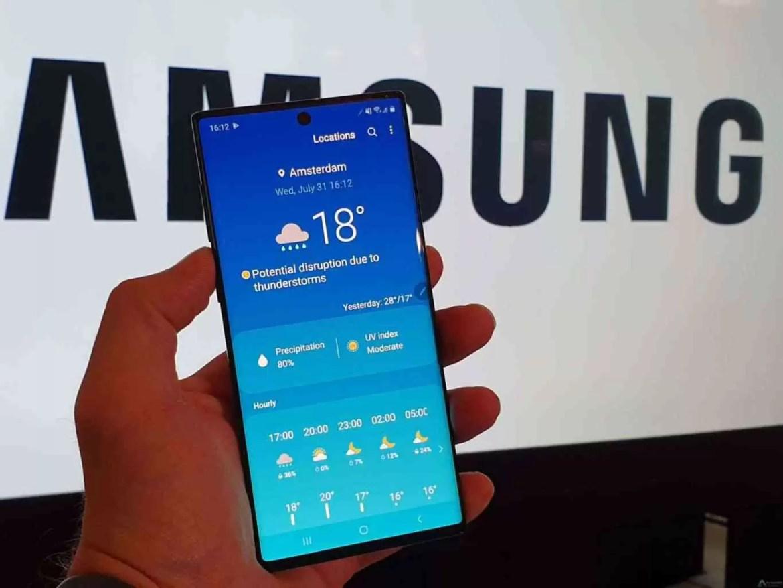 Samsung Galaxy Note 10 e Note10+ são oficiais e podes saber tudo aqui! 11