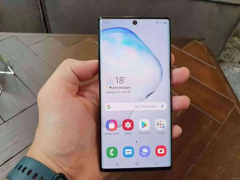 Samsung Galaxy Note 10 e Note10+ são oficiais e podes saber tudo aqui! 3