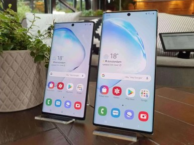Galaxy Note 10 e Note10 Plus