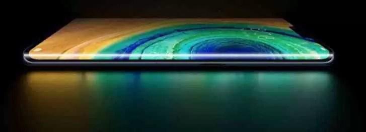 Huawei Mate 30 e Mate 30 Pro revelados, têm três câmeras de 40MP entre elas