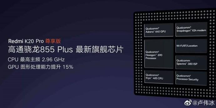 Redmi K20 Pro Edição Exclusiva