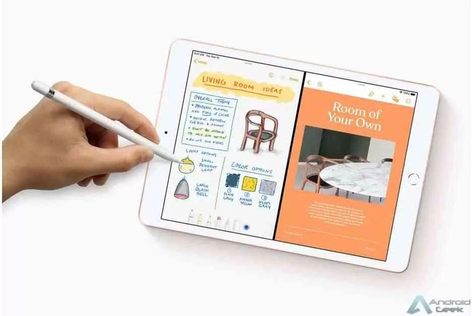 Apple anuncia novo iPad de US $ 329 com maior ecrã Retina 1
