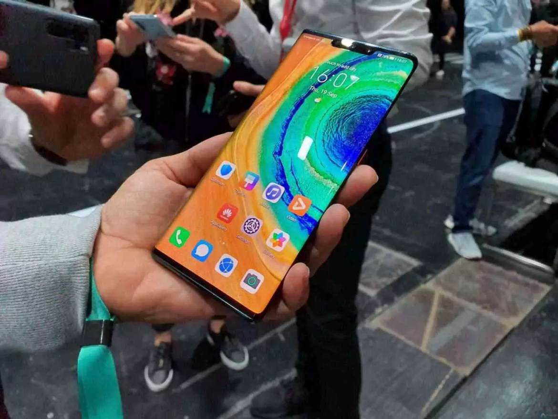 CEO da Huawei confiante de que venderá 20 milhões de aparelhos Mate 30 1