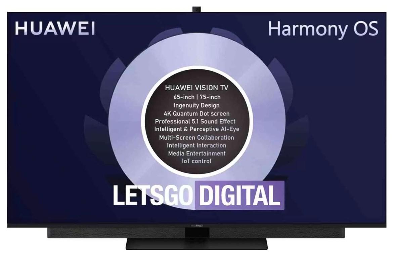 Aplicativos Huawei TV Harmony