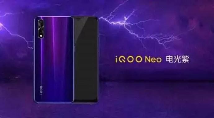 iQOO Neo Neon Purple