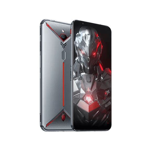 nubia red magic 3s silver 1