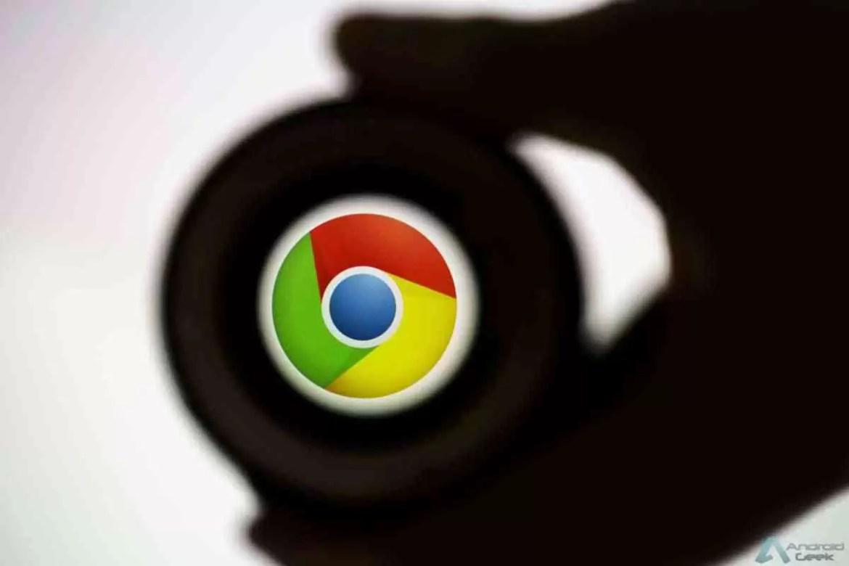O Chrome pode estar a devorar o vosso armazenamento Android 1