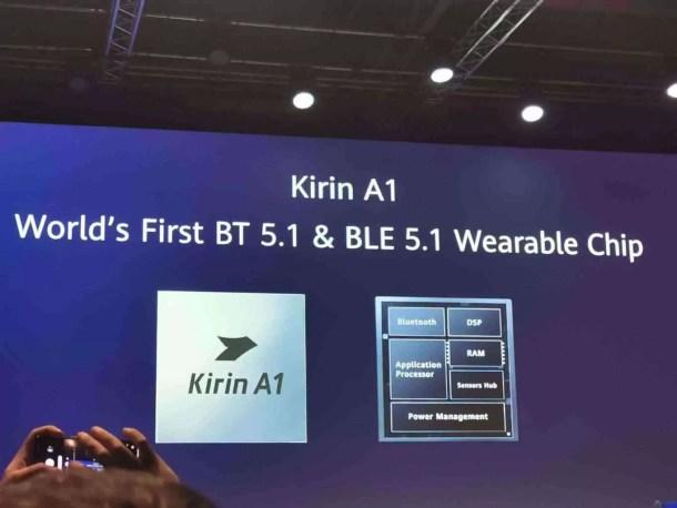 Huawei anuncia um novo e elegante Huawei Watch GT 2, e FreeBuds 3 3