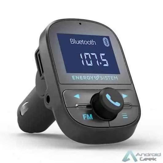 Análise Energy Sistem Energy Car Transmitter FM Bluetooth Pro 2