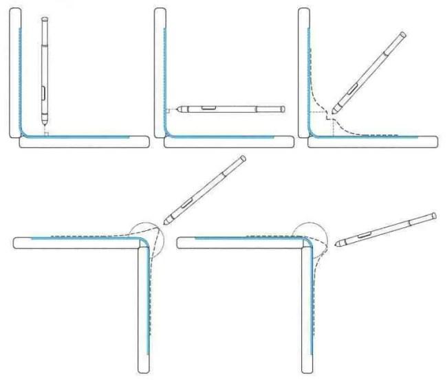 Samsung pode juntar a linha Galaxy Fold e Galaxy Note numa só 1