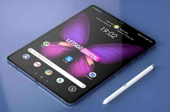 Samsung pode juntar a linha Galaxy Fold e Galaxy Note numa só 2
