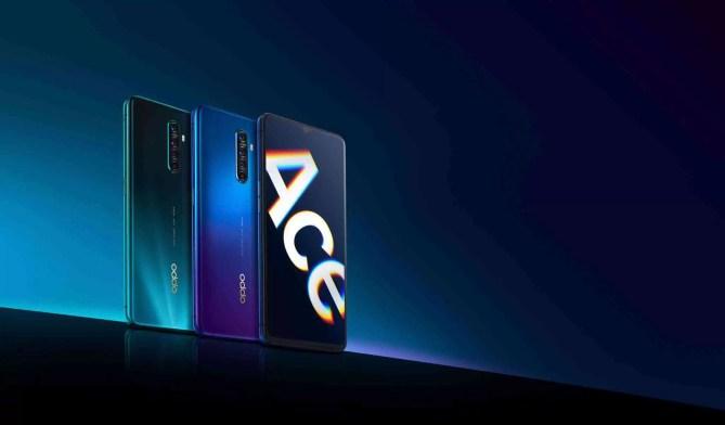OPPO Reno Ace lançado com ecrã de 90Hz, Snapdragon 855+ e carregamento rápido de 65W 1