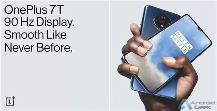 A série OnePlus 7T chegou ao mercado europeu e britânico 1