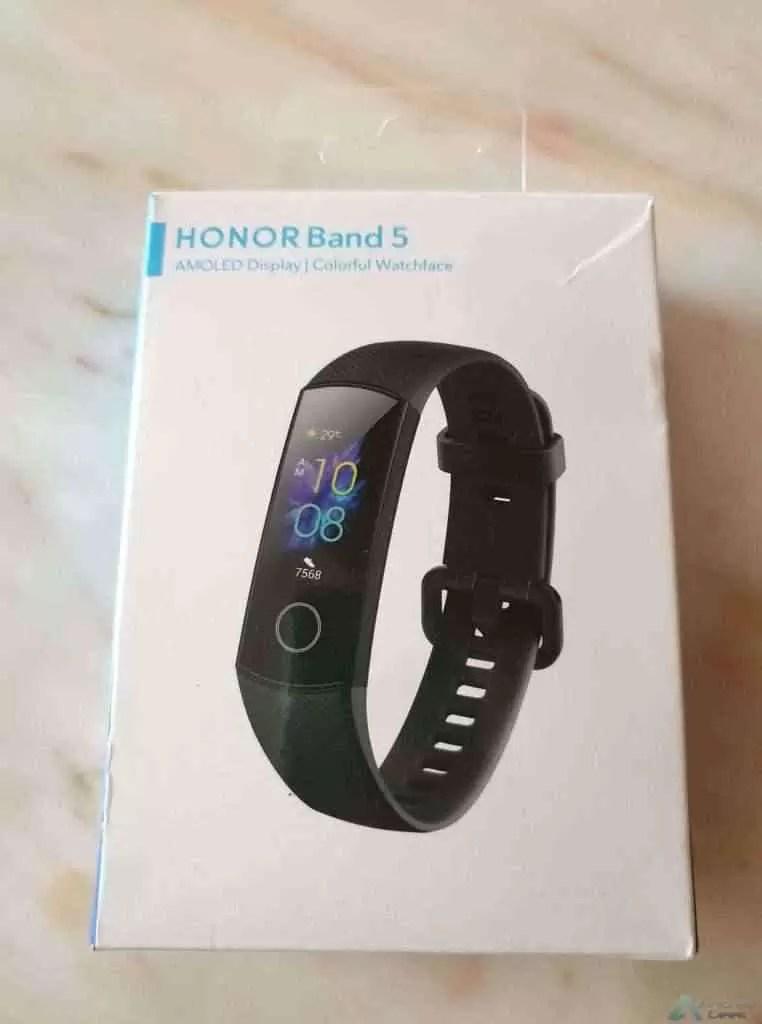 Honor Band 5 está a receber uma nova atualização de firmware na China 3