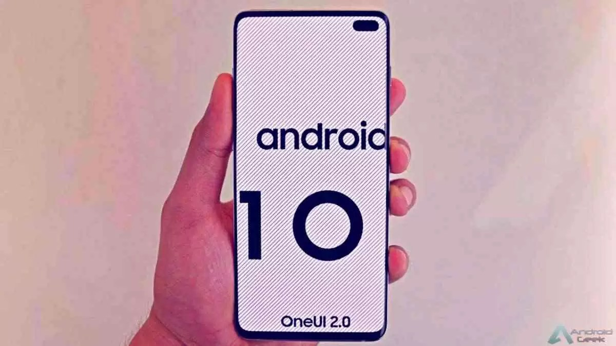 UI do Android 10 One 2