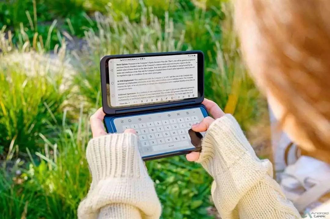 LG G8X ThinQ com LG Dual Screen é comercializado a nível mundial 6