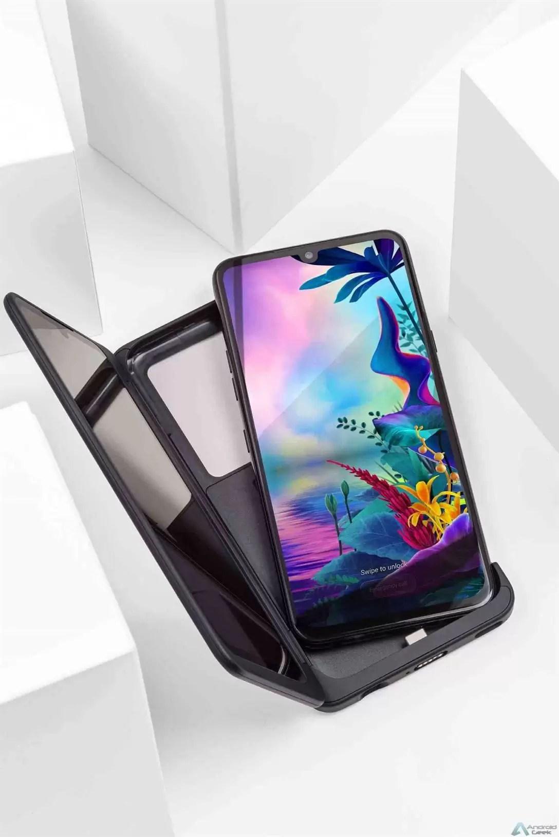 LG G8X ThinQ com LG Dual Screen é comercializado a nível mundial 4