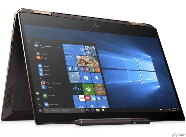 HP Spectre x360 13: A Nova Referência em Portáteis Premium 1