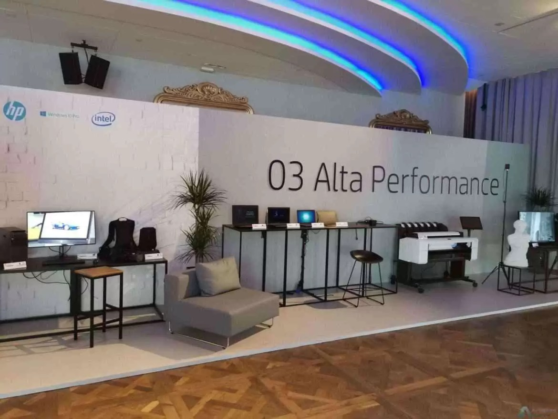 HP apresentou a sua visão Workforce, Workplace, Workstyles com um portefólio completo e atraente 10