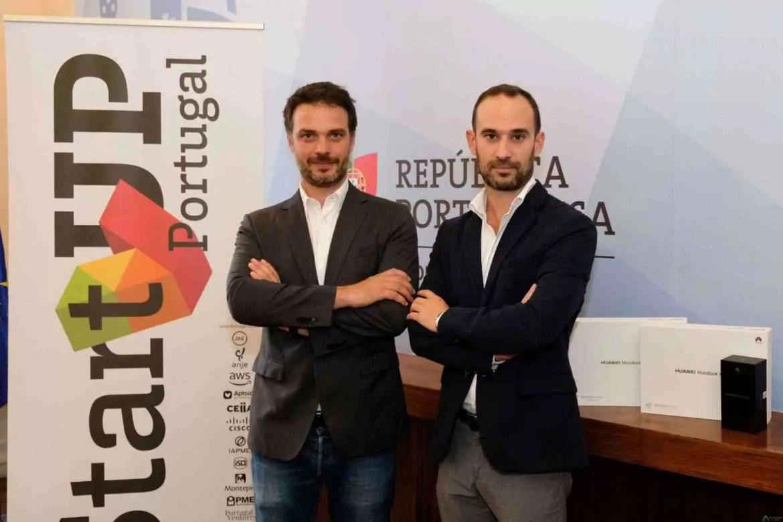 Huawei e StartUP Portugal assinam parceria para fomentar o empreendedorismo 1
