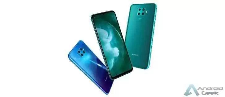 Já conhecem o Huawei Nova 5z com Kirin 810, Quad-câmaras? 2