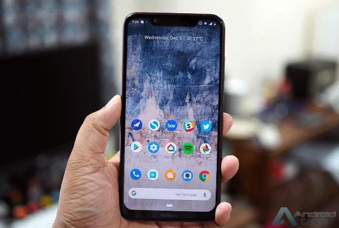 Nokia prepara o seu primeiro telefone com 5G e será um média gama 2