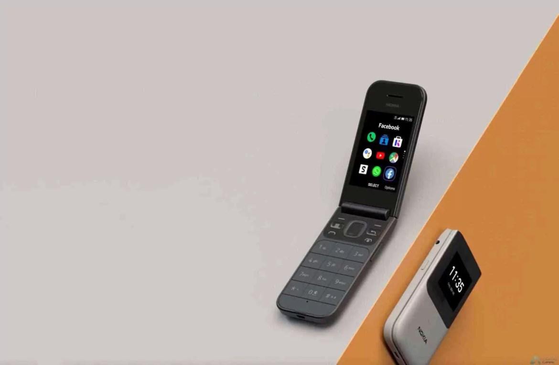 O clássico Nokia 2720 Flip está de volta a Portugal – agora com 4G 1