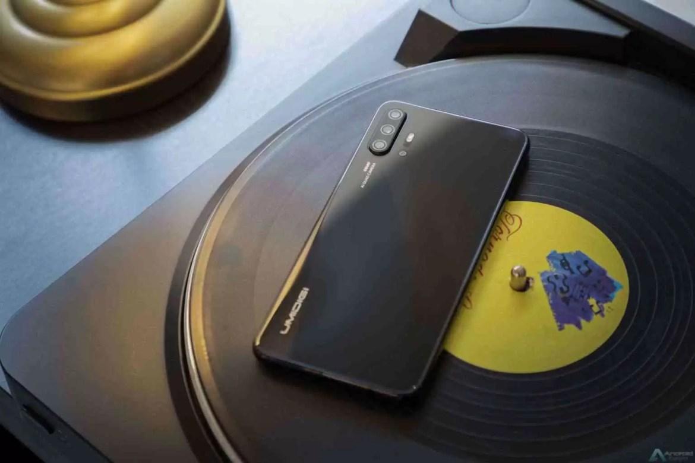 Preço do UMIDIGI F2 anunciado por uns incriveís 179,99$! Chega para bater o Xiaomi Redmi Note 8 Pro? 4