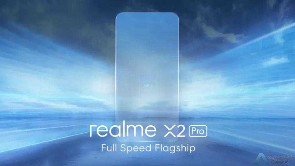 Realme X2 Pro vem com colunas stereo duplas com Dolby Atmos 1