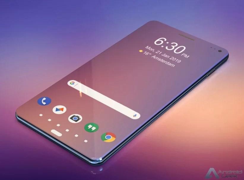 Samsung Galaxy S11 poderá saber a composição química de um objecto através da câmara 1