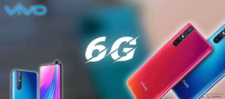 Vivo regista uma patente 6G, mas é apenas um logotipo 1