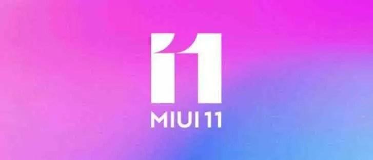 A versão estável do MIUI 11 chega a mais doze dispositivos, totalizando 24