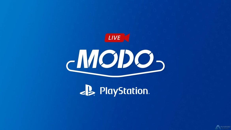 PlayStation apresenta MODO PlayStation Live no MOCHE XL Games World 1