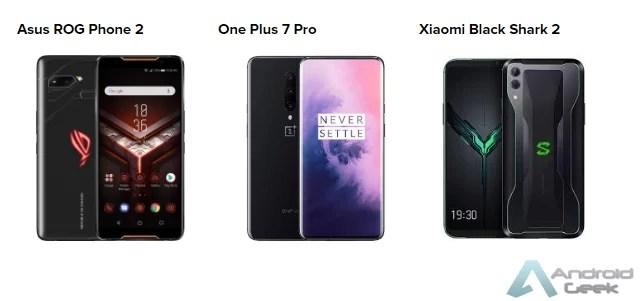 Asus ROG Phone 2, One Plus 7 Pro e Xiaomi Black Shark 2: qual o melhor smartphone para gaming? 4