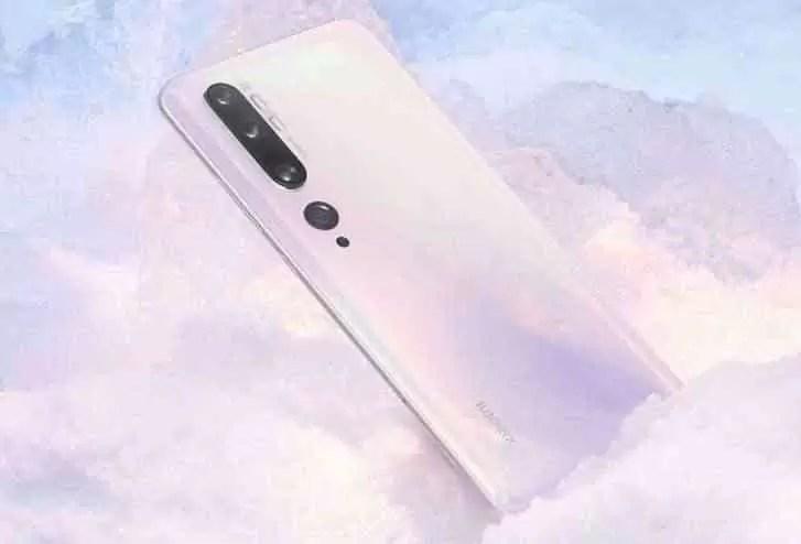 O Xiaomi Mi CC9 Pro é oficial com uma câmera penta de 108 MP