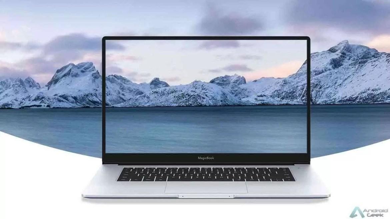 Honor MagicBook 14 e 15 torna-se oficial, onde se incluem as versões Linux e Windows 1