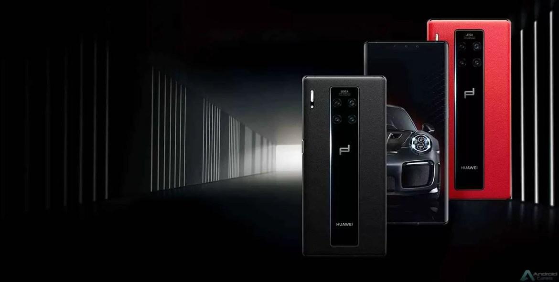 Huawei Mate 30 RS Porsche Design estará à venda na China a partir de 10 de novembro 1
