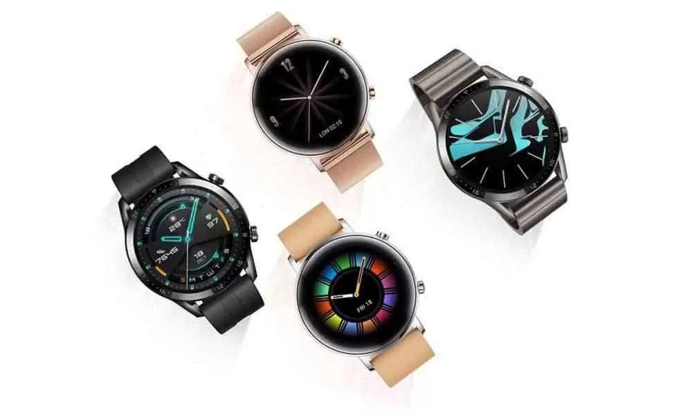 Vendas do Huawei Watch GT 2 atingem 1 milhão de unidades em 45 dias 1