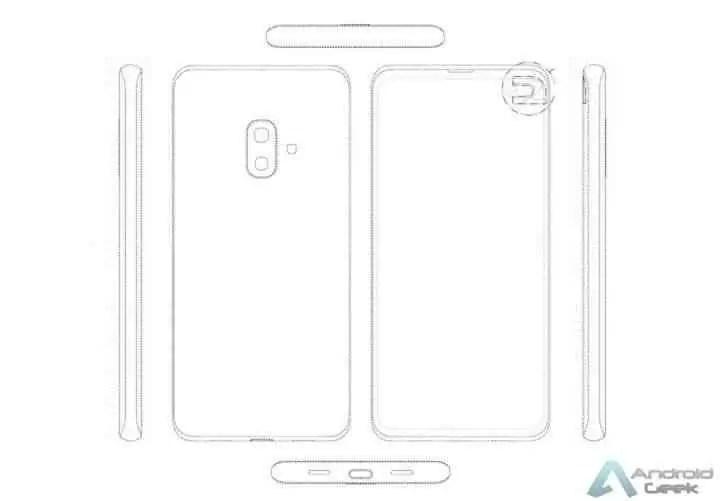Samsung Galaxy S10 Lite chegará com um ecrã curvo e perfuração 2