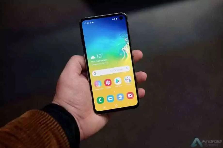 Samsung Galaxy S10 Lite passa Benchmarks com especificações interessantes 1