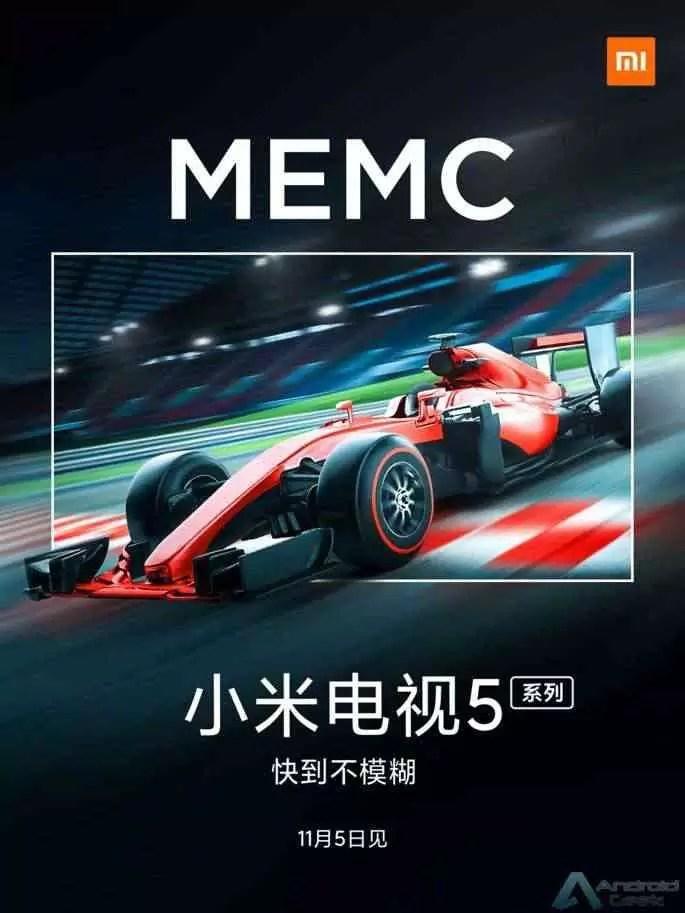 Xiaomi revela algumas especificações da Mi TV 5 2