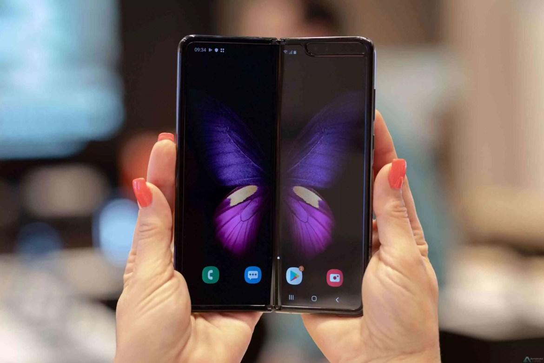 Samsung Galaxy Fold faz All in e esgota nas lojas da marca Samsung em Portugal 1