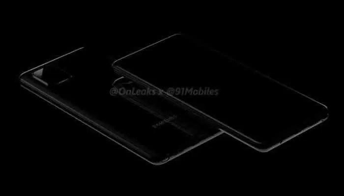 Samsung Galaxy Note 10 Lite (Galaxy A81) terá conector de áudio de 3,5 mm 2