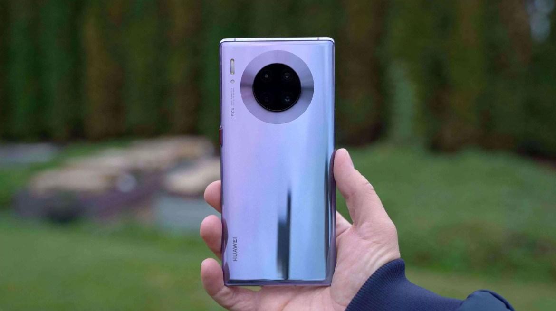 A Huawei já vendeu 12 milhões da série Mate 30 globalmente 2