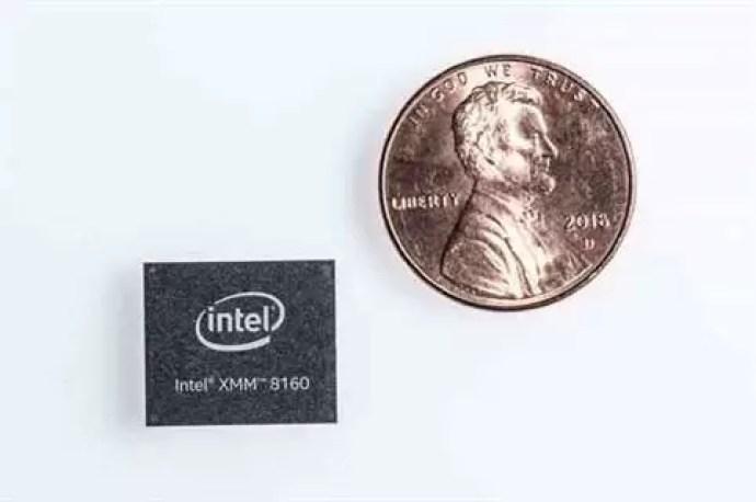 Modem Intel 5G